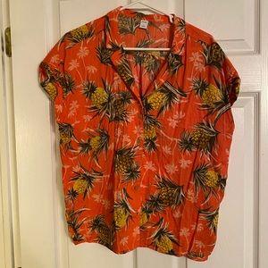 Hawaiian Inspired Shirt